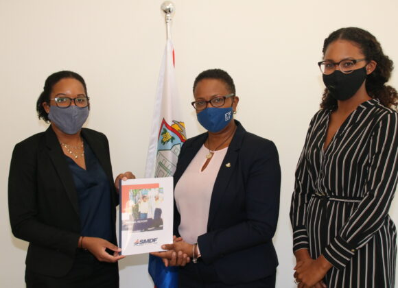 SMDF Presents Audited 2019 Annual Report to PM Jacobs