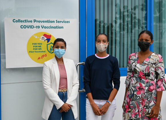 Royal Caribbean Cruise Lines Donates $25K Worth of PPE to St. Maarten's CPS via SMDF