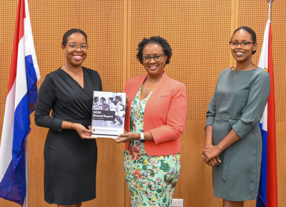SMDF Presents Audited 2020 Annual Report to PM Jacobs