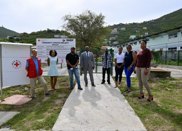 Ministry of VROMI Visits Ebenezer Community Space